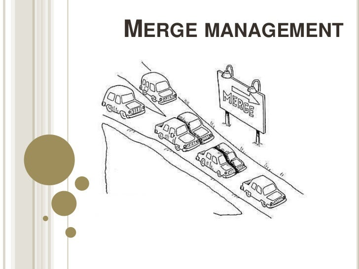 MERGE MANAGEMENT