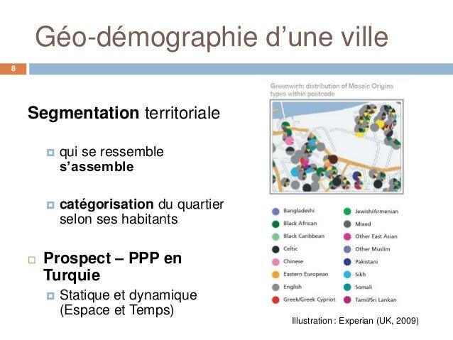 Géo-démographie d'une ville8    Segmentation territoriale           qui se ressemble            s'assemble           cat...