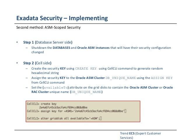 6  oracle exadata security trend ecs (final)