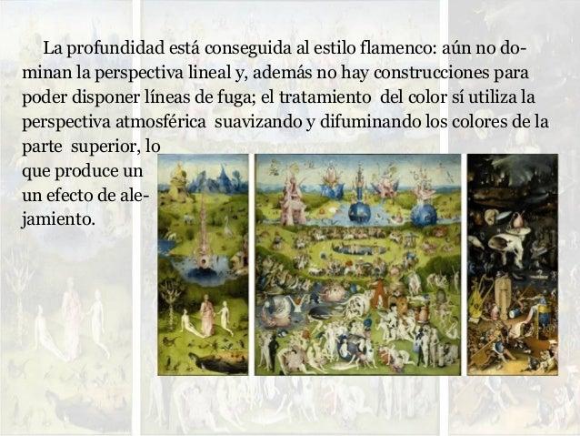 Estudio del jard n de las delicias de el bosco parte for Bosco jardin de las delicias