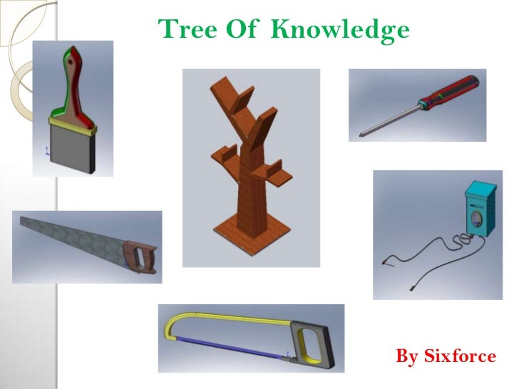 Tree Of Knowledge                By Sixforce