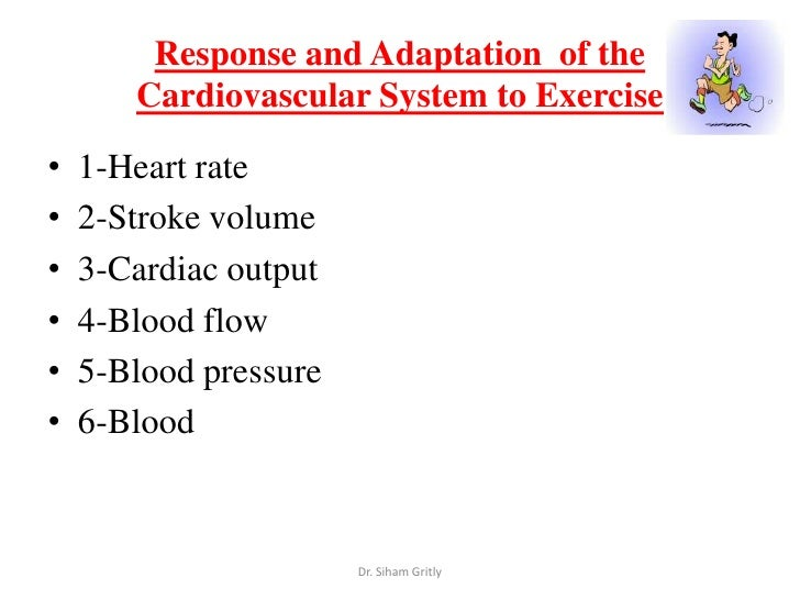 exercise and the cardiovascular system and Several human studies clearly demonstrate that chronic aerobic exercise  regimens improve cardiovascular function this is true not only in.