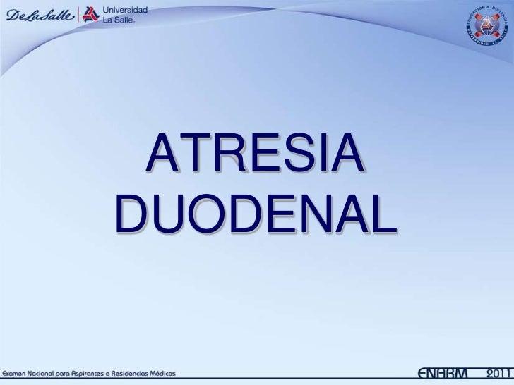 6.  Síndrome de Obstrucción Intestinal pediatría Slide 3