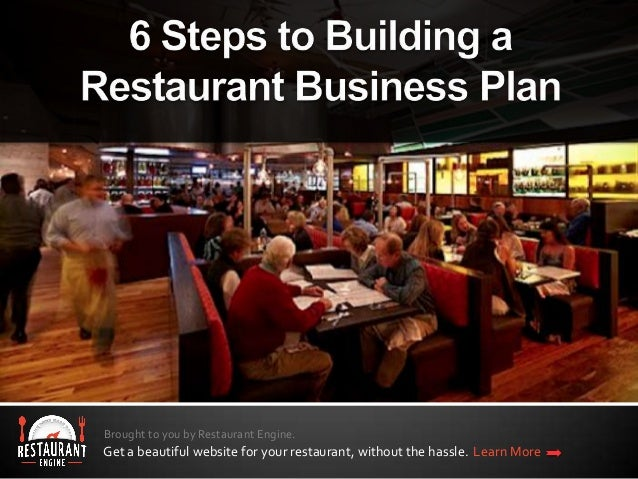 building a successful restaurant business Virtual business - restaurant engages students in the fast-paced, exciting culinary world, and the very tough business decisions that go into running a successful, profitable restaurant.