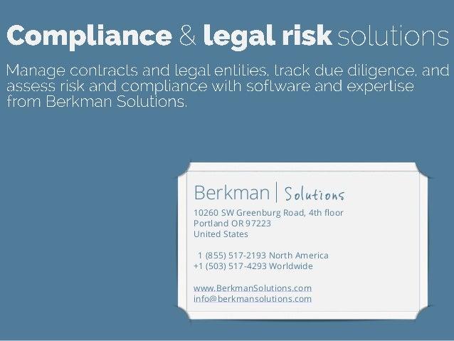6 Steps to Legal Risk Management