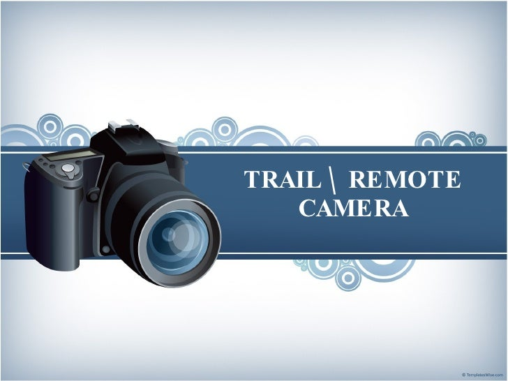 TRAIL  REMOTE CAMERA