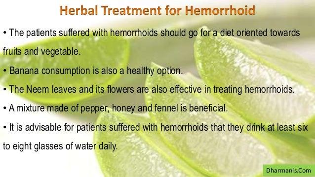 Best Natural Hemorrhoid Remedies
