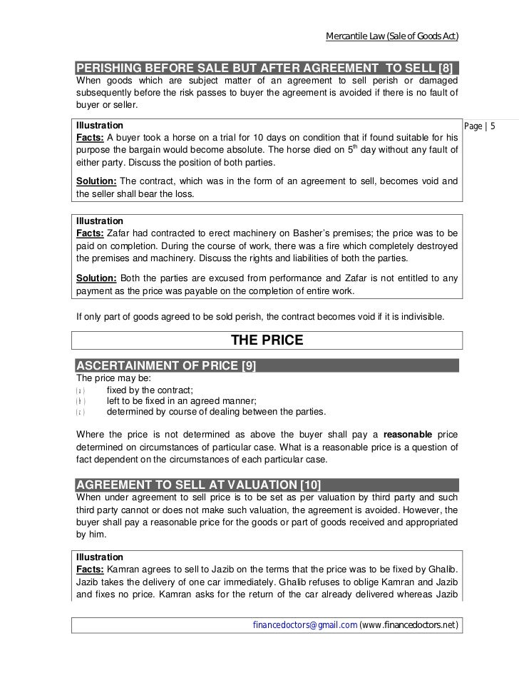 Doc Doc Used Car Sales Contract Template Car
