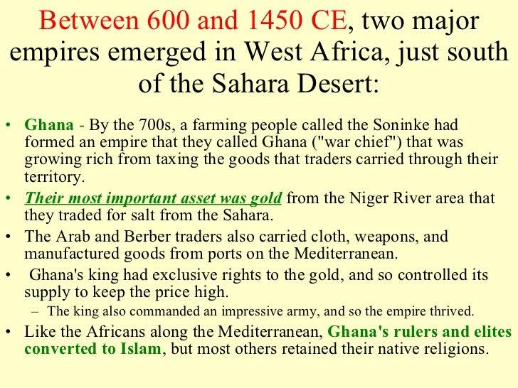 600 C.E - 1450 C.E