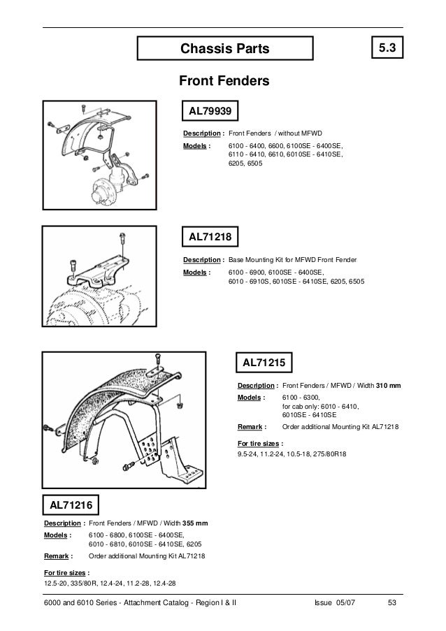 john deere 6000 6010 series tractor 54 638?cb=1455540770 john deere 6000 6010 series tractor john deere 6410 wiring diagram at soozxer.org