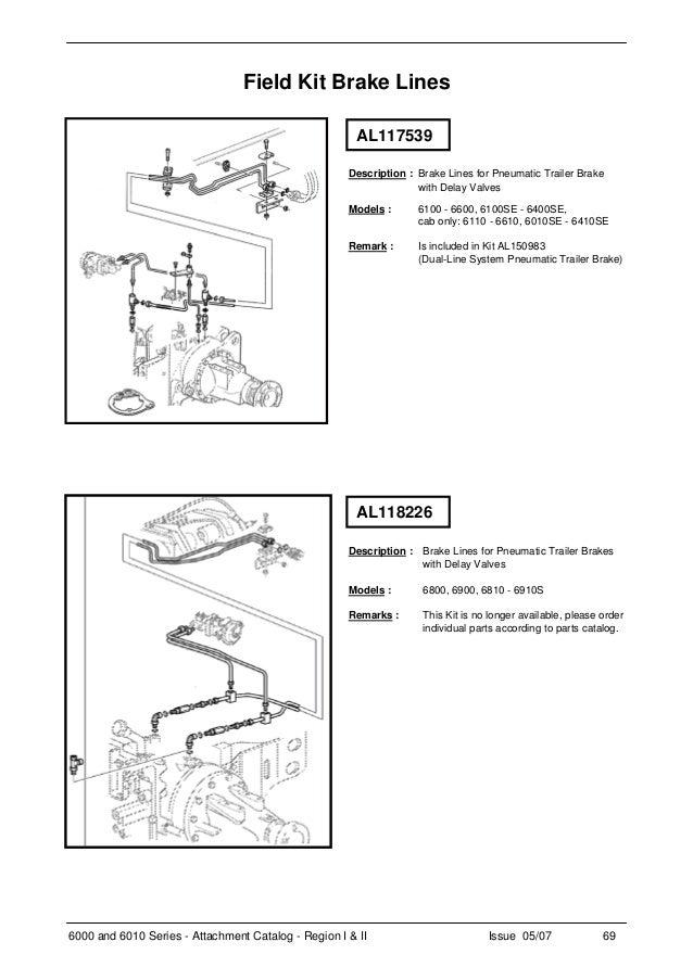 wiring diagram for a john deere 6400
