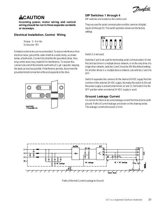 on danfoss byp wiring diagram