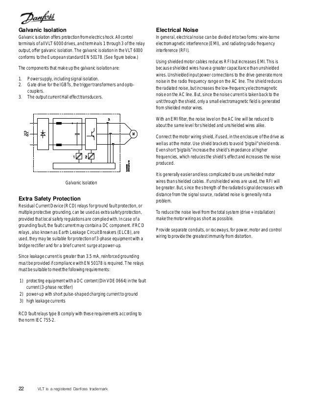 Danfoss Drive Wiring Diagram - Wiring Diagrams on