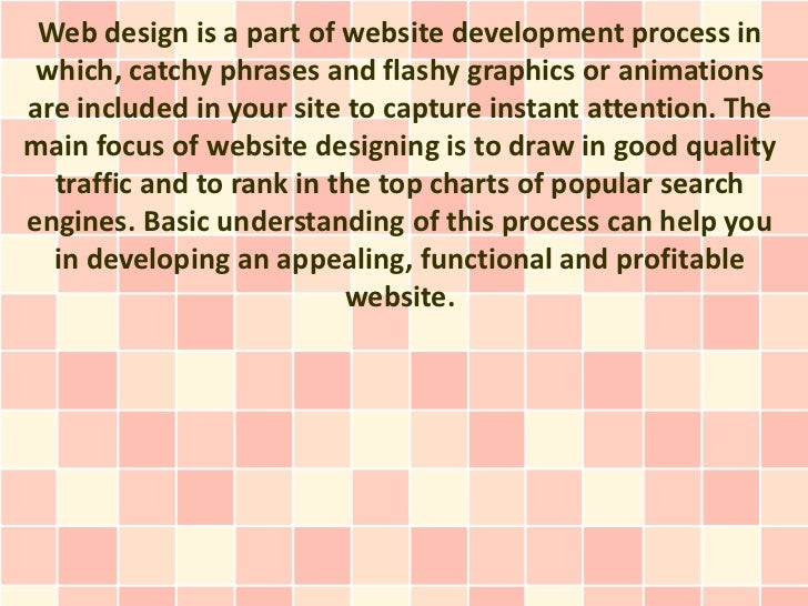 how to make a web page