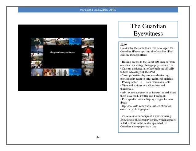 600 most amazing apps pdf 42 fandeluxe Gallery