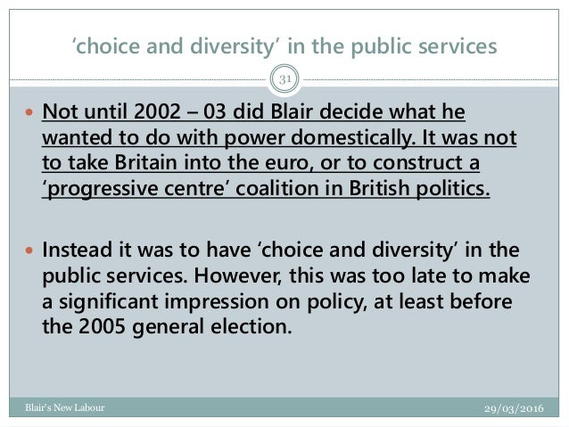 an analysis of the new labours pre election manifesto in 1997 81-2) recalls: 'in 1997 the labour party included incorporation of the convention in its election manifesto for the first time, proposing that citizens should have statutory rights to enforce their human rights in parties seek to maximise new voters' support in responding to social change, evolving world events and international.