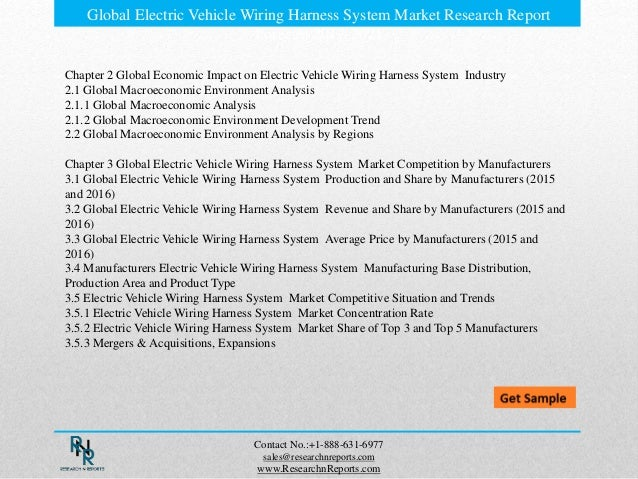 global electric vehicle wiring harness system market research report forecast 20172021 4 638?cb=1491433623 global electric vehicle wiring harness system market research report wiring harness connector at crackthecode.co