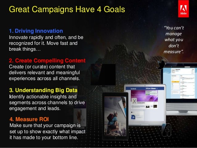 How To Plan A Successful Social Media Campaign Slide 3