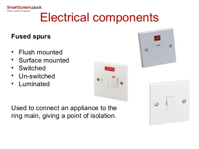 fused junction box home junction box wiring components used in electrical installations #6