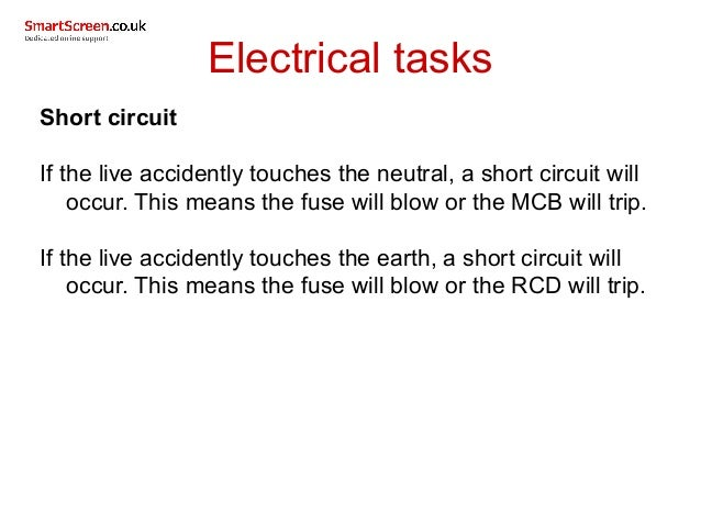Electrical Short Circuit Diagram Explained Wiring Diagrams
