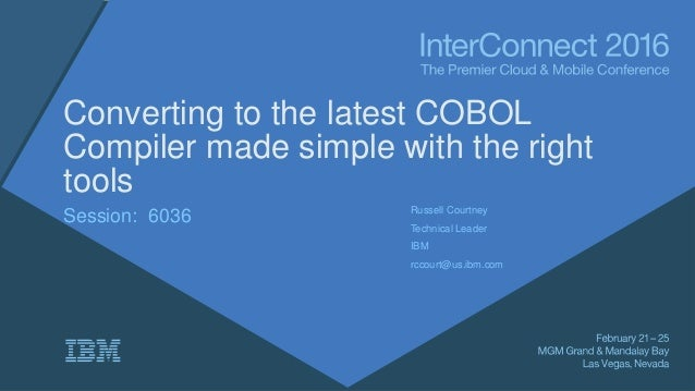 cobol 85 for programmers investment