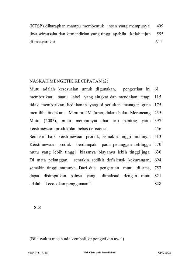 Soal Ukk Administrasi Perkantoran P2 2013 2014