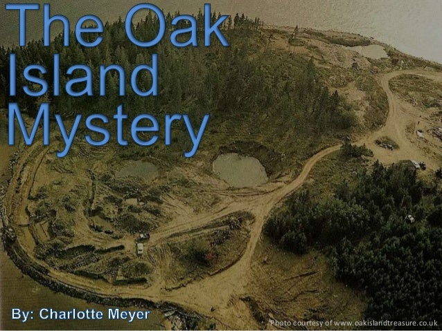 What Was Found On Oak Island Swamp
