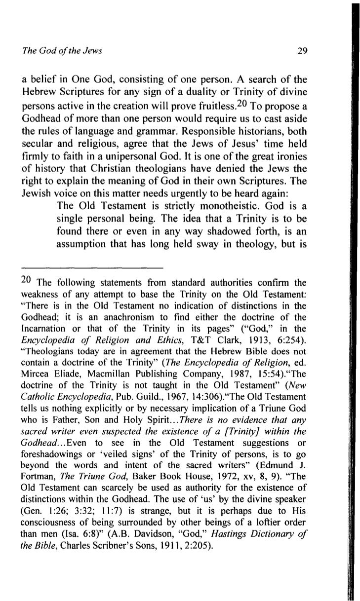 what is the doctrine of the trinity pdf