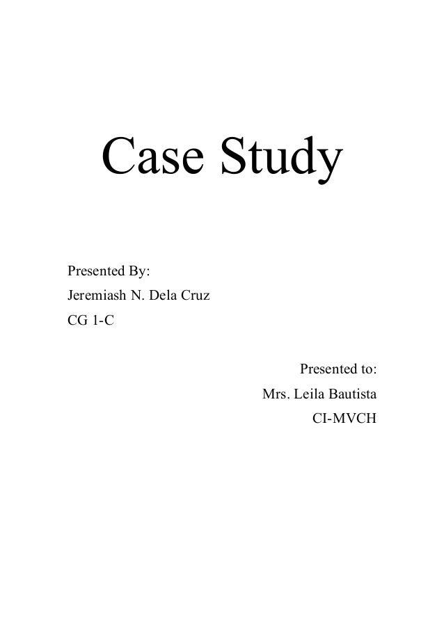 mvch case study