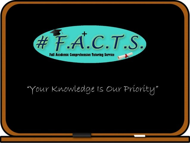 F.A.C.T.S. PowerPoint Presentation