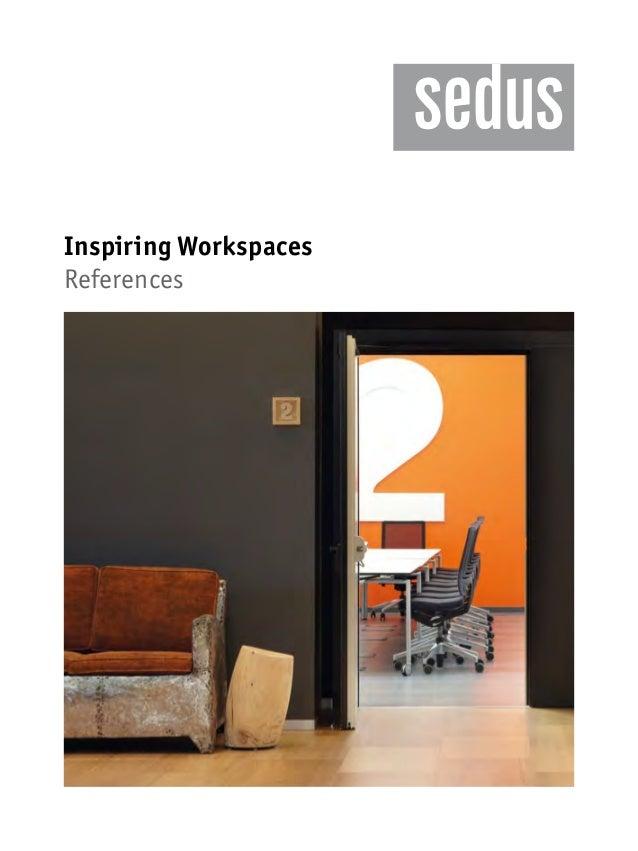 Inspiring Workspaces References