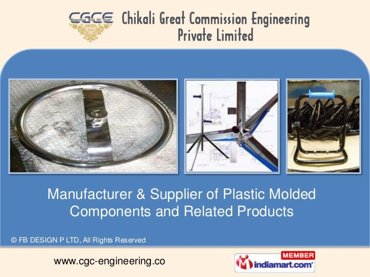 Manufacturer & Supplier of Plastic Molded            Components and Related Products© FB DESIGN P LTD, All Rights Reserved...