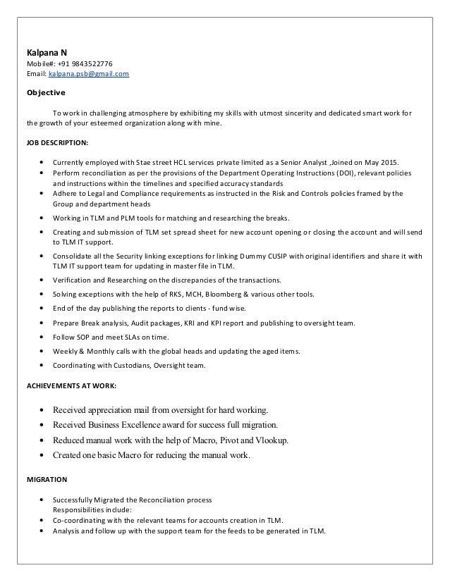 updating resume at work kalpana resume kalpana resume updating resume