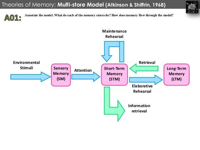 multistore storage model