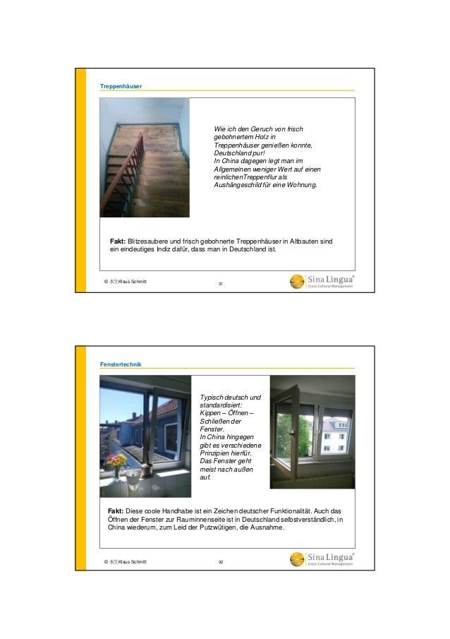 Treppenhäuser Wie ich den Geruch von frisch gebohnertem Holz in Treppenhäuser genießen konnte, Deutschland pur! In China d...
