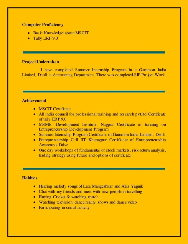 Sample Resume for a Former Entrepreneur   Distinctive Documents     VisualCV