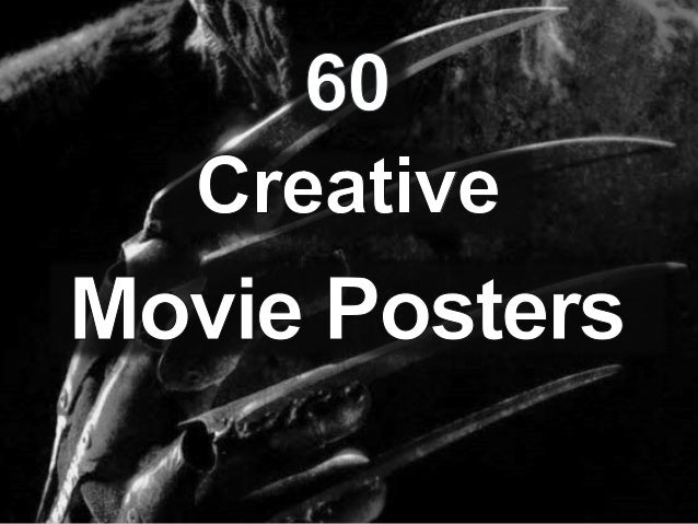 Poster design is one of the most important things in advertising films, but nothing outweighs their ingenuity and creativi...