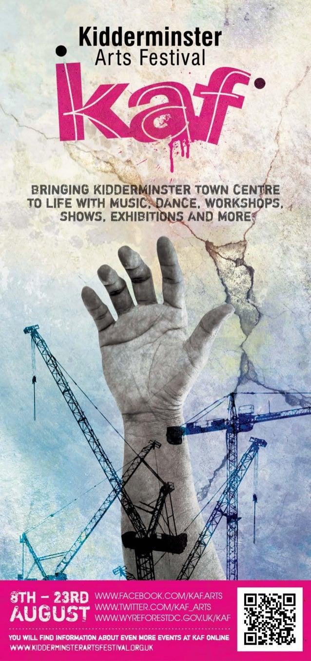 KAF Brochure Online