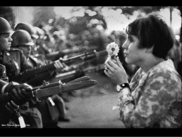 Marc Riboud, Magnum Photo