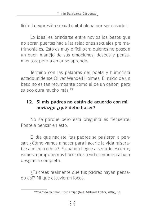 60 Preguntas Sobre El Noviazgo