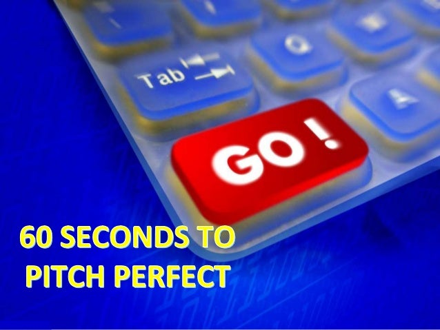 GO 60 second tips to  Great Presentations   Slide 2