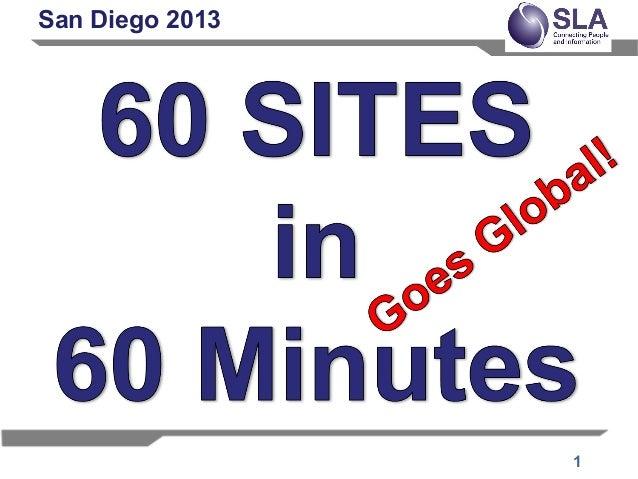 1San Diego 2013