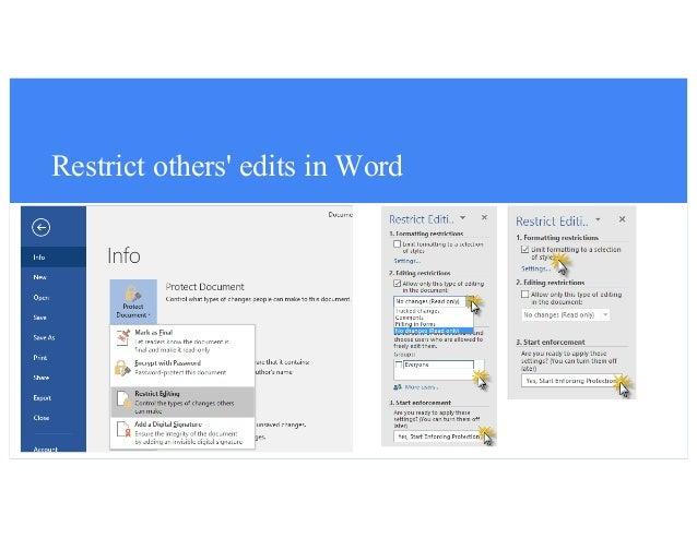 Get a list of all your Word shortcut keys Alt-F8 to run a macro ...