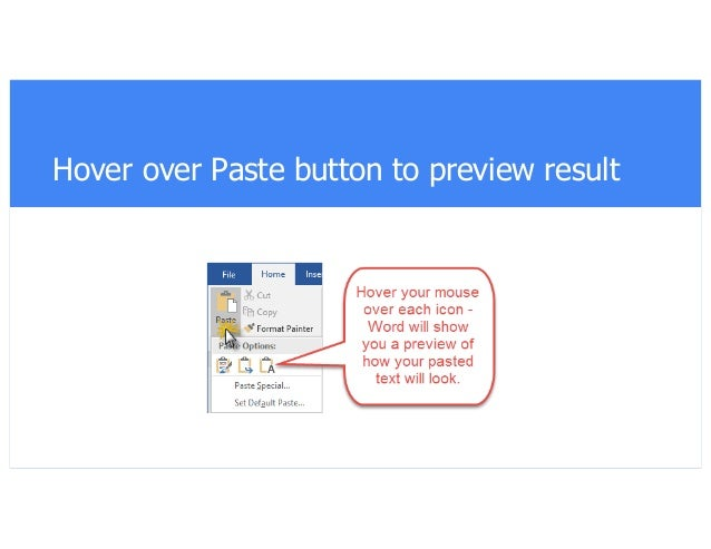 Add your own custom Tab to Word Go to the File tab and click Options: