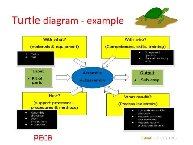 a turtle diagram hr a matter diagram