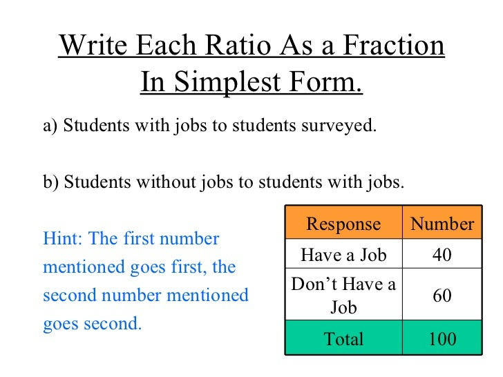 Reduce a Fraction to Lowest Terms