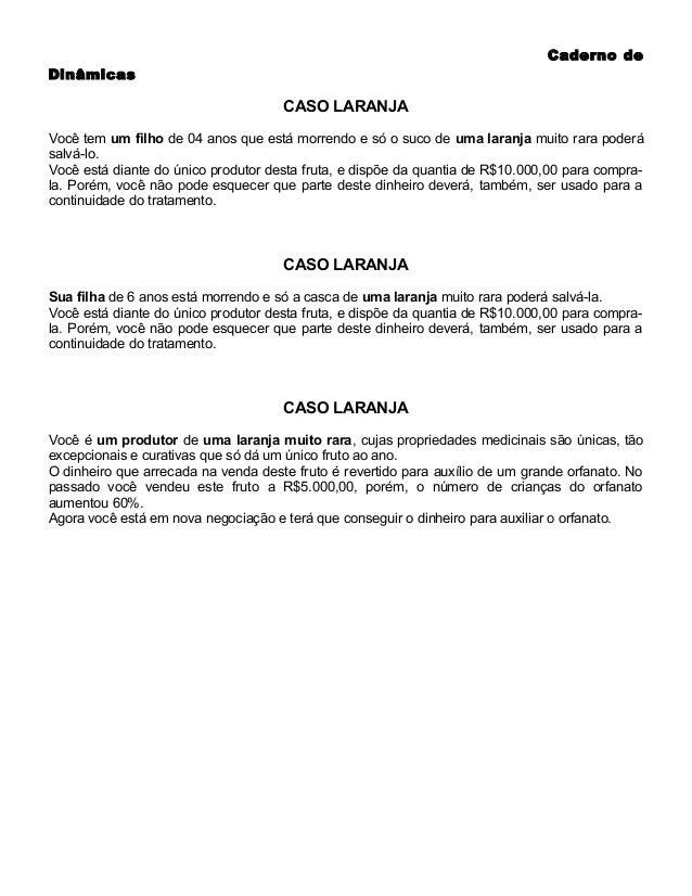 6107737 Caderno De Dinamicas Para Telemarketing 1