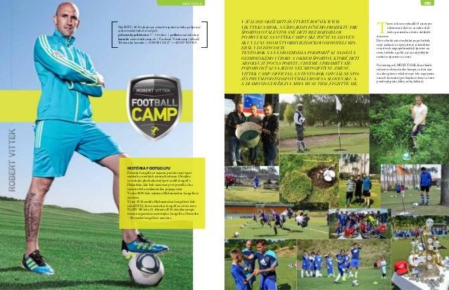 V júli 2015 odštartuje štvrtý ročníkwww. vikttekcamp.sk, nášho jedinečného projektu pre športovotalentované deti bez rozdi...
