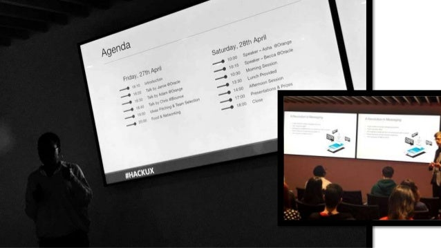 Mobile UX London 2018 presentation - Dominic Pullen, User