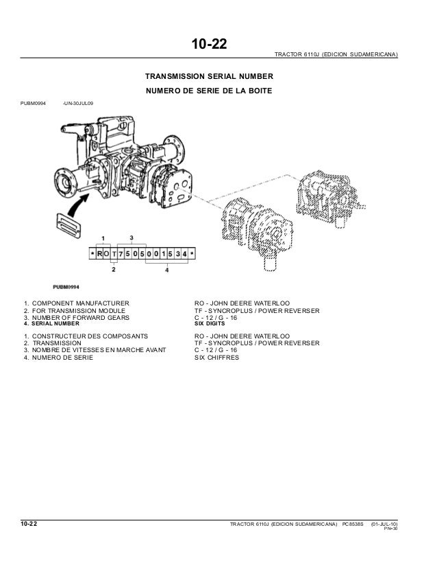 6110 jonh dheere 1  Or John Deere Wiring Diagram on